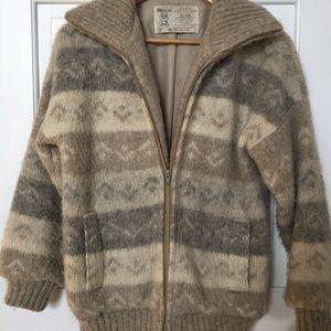 Hilda Ltd Icelandic Wool Cardigan